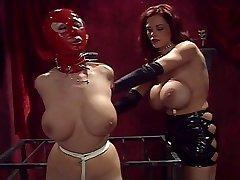 I want to be your restrain bondage dame