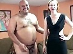 MILF Layla Gives A Fat Man with A Diminutive Fuck-stick The Best Fucking He Has Ever Had