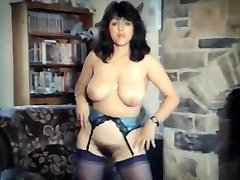 THE LAST TIME - vintage Brit mature strip dance