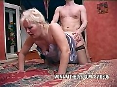 Dude Finds Mommy Masterbating!