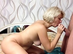 homemade, spectacular mature couple in a scorching clip