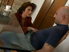 Mature Segretary Go Insane For Italian Large Cocks - Anal S88