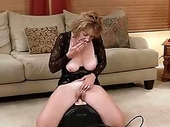Steamy Mature Rails Sybian... IT4REBORN