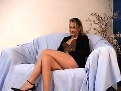 French Mature Assfuck Casting