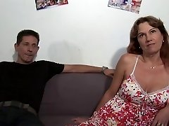 French Mature Gonzo Audition