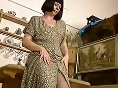 Mature women tights