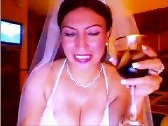 web cam bride