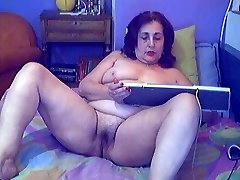 Greek grannie webcam