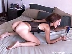 Mature amateur likes it anal invasion