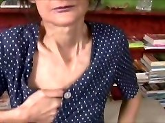 Ugly grandmother get fucked