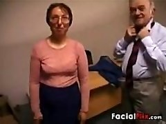 Ugly Mature Woman Gets Smashed By An Elderly Fart