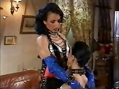 Mature - Debora is Naughty in Latex 3somme