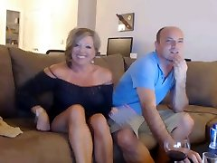 British couple on web cam