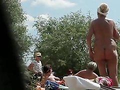 Nude Beach Hidden Cam