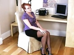 The experienced private secretary