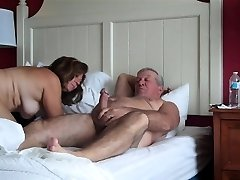 Adult spouse and wife getting kinky
