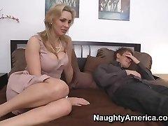 Tanya Tate & Danny Wylde in My Homies Super-hot Mom