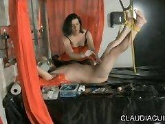 movie sado maso dominatrice claudiacuir seance bdsm medicale