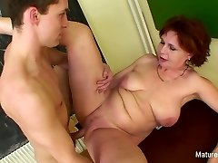 Student plumbs his much older teacher