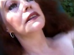 mature unshaved redhead shagging