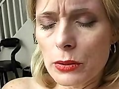 elder slut orgasm