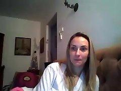 Maria Rosca de la Bucuresti face videochat
