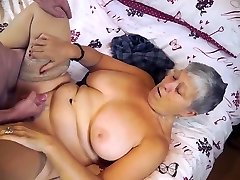 AgedLovE Latina Sharon Fuckin' Hard With Youngster
