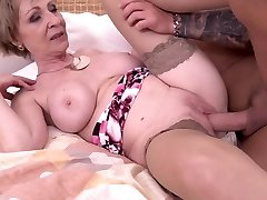 Super-hot milf and her younger lover 869