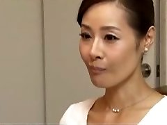 Japanese Mother Humps Taboo Cock