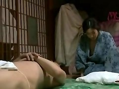 Showa Drifting Aroma Of Older Brother's Wife Carnal