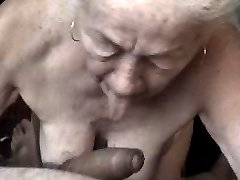dicksucking grandmother pt II