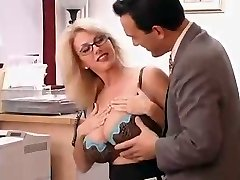Good-sized Titted Mom with her Chief...F70