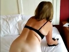 scorching wifey with tail ...
