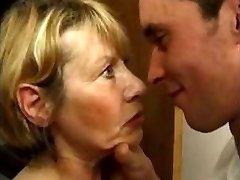 Mature love stiff fuck ANAL 7..French Mom