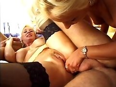 Alexandra Ross - Mummy and daughter-in-law gangbanged