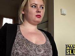 Amber West cherish a good slapping