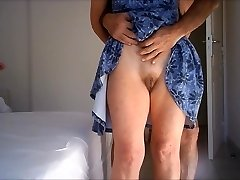 Other Nurse commando again for voyeur