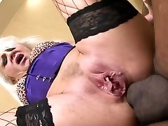 Incredible homemade DP, Monstrous Sausage xxx movie