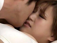 Hottest Asian girl Anna Momoi, Nozomi Wakui in Best Massage, Gf JAV flick