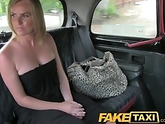 FakeTaxi Spycam means client has to go all the way
