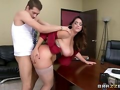 Brazzers - Alison Tyler has a lil' office fun