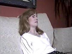 cougar burgled at home