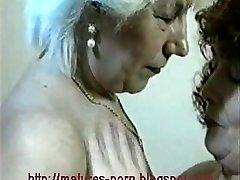 lesbos grannies