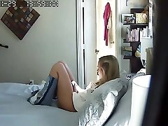 Stepdaughter caught in Mom's apartment.
