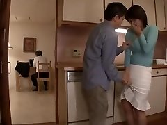 Milf get unwrapped naked by boy while her hubby is working - OnMilfCam.com