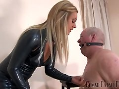 ownership cute white humungous daddy slave mistress