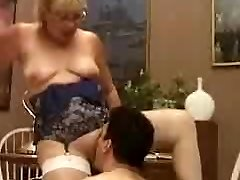 Mature Italian Tutor and College Girl