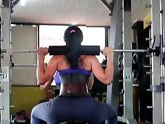 Fitness hot BUTT hot CAMELTOE 90