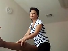 Mature Nymph Massage
