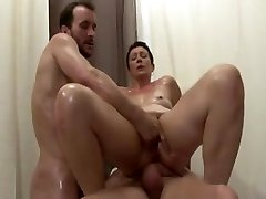 Torrid Mature - Dble Vag Deep Going Knuckle Deep CIM Facials MMF
